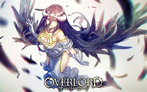 overlord anime wallpaper android overlord albedo hd wallpaper anime wallpaper pinterest