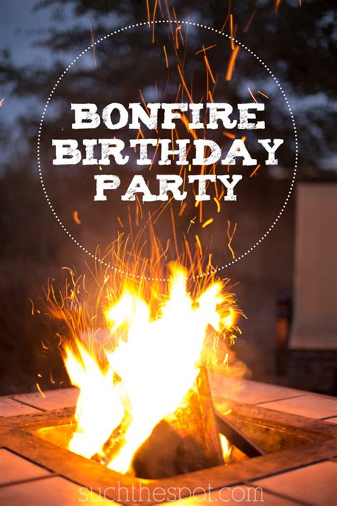 backyard bonfire party ideas bonfire birthday party ideas for food decorations and fun
