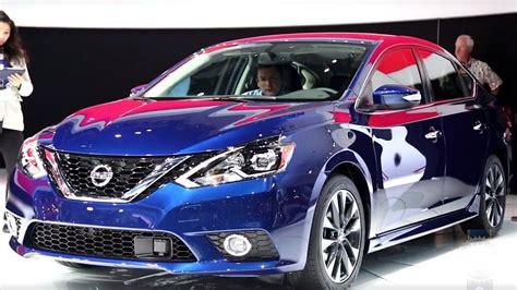 blue nissan sentra 2016 2016 nissan sentra 2015 la auto show youtube