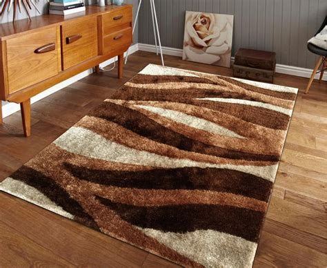 Beautiful Floor Rugs by Beautiful Shag Area Rug For Any Indoor Bedroom Color Brown