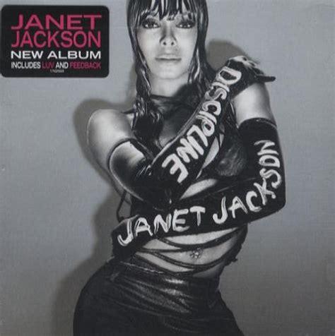 Cd Janet Jackson 20 Yo janet jackson discipline uk cd album cdlp 427917
