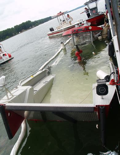 boat salvage lake norman wild west sinking shipwreck log shipwreck log