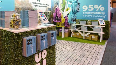 ucas design event ucas stand design london cheshire cambridge