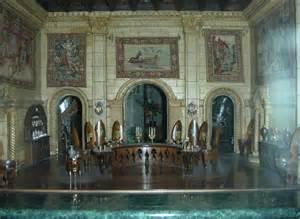 castle room castle dining room