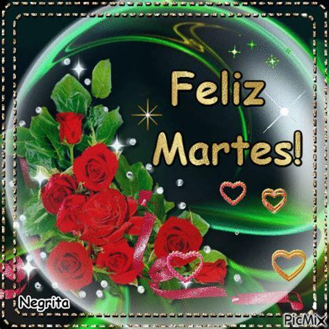 imagenes de buenos dias feliz martes gifs feliz martes con flores buscar con google gifs