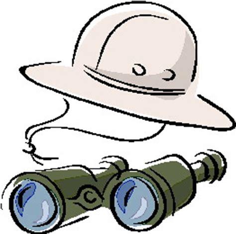 safari binoculars clipart fernglas cliparts