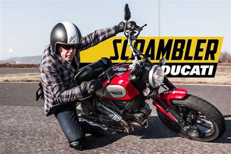 Motorrad Führerschein Test 2015 by Testbericht Ducati Scrambler 2015 Mit Zonko 1000ps At