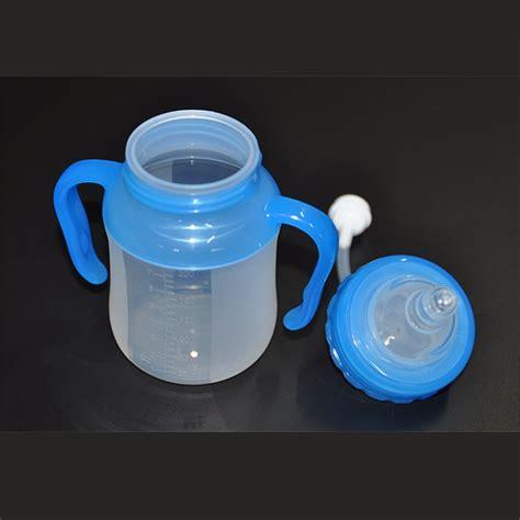 Murah Penghangat Botol Bayi Baby Warmer baby glass bottle 200ml lk 200x botol bayi blue