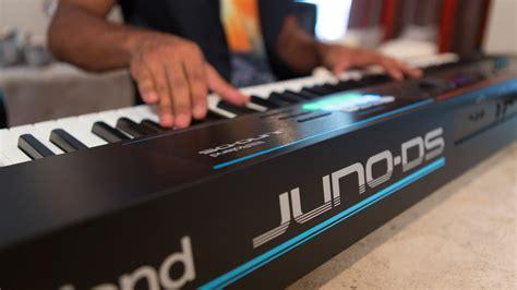Keyboard Roland D5 Roland Annonce Les Synth 233 Tiseurs Num 233 Riques Juno Ds88 Et