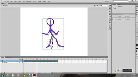 tutorial flash cs6 pdf 2d animation bone tool tutorial adobe flash cs6 youtube