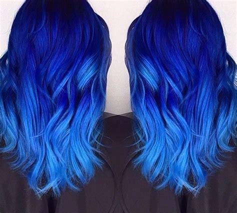 color on blue hair best 25 blue hair colors ideas on blue hair