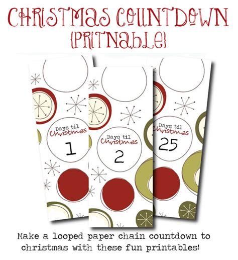 printable christmas countdown tags christmas countdown freebie key lime digital designs