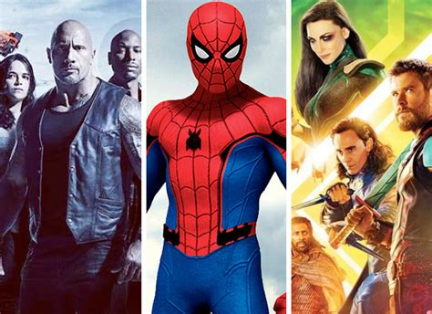 hollywood box office news box office top 10 hollywood movies of 2017 fast and
