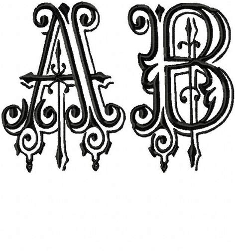 design gothic font 1000 images about machine embroidery fonts on pinterest