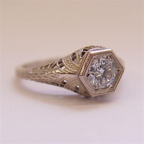 039fbbr pre set antique filigree ring 48ct