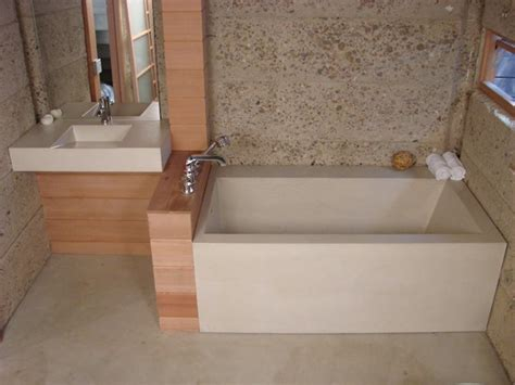 concrete bathtub diy photo gallery tubs and showers san diego ca the