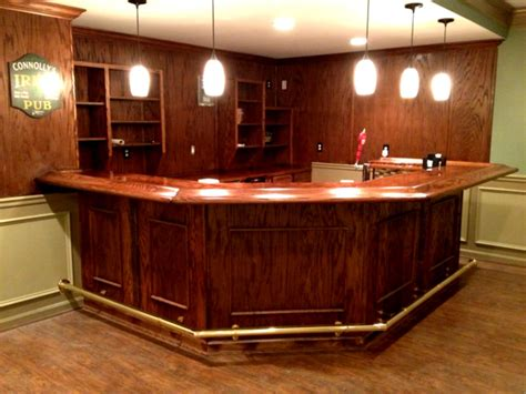 Small Home Bar Counter Design Brown Wooden Cabinets For Interior Designs Corner Bar Ideas Small Bar Ideas