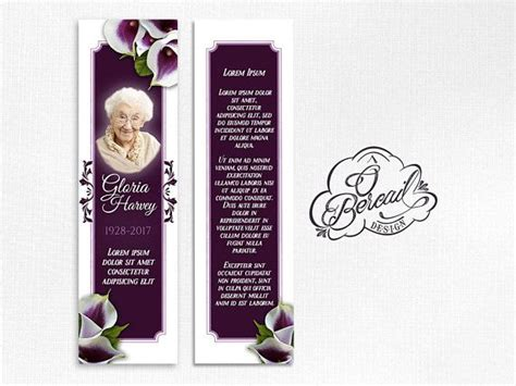 printable guitar bookmarks 25 best funeral bookmarks signets fun 233 raires images on