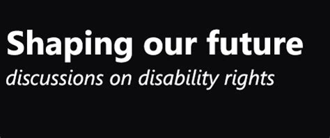 disability rights section disability rights australian human rights commission