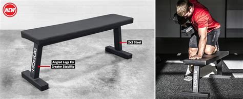 rogue fitness bench rogue flat utility bench 2 0 rogue fitness
