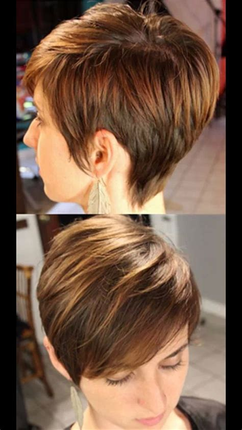 razor cut hairstyle with spiky on top best 25 cute pixie cuts ideas on pinterest pixie cute