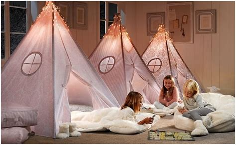 decorate your child s room or playroom with a teepee