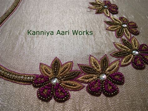 suprahi pattern works pune french knots and blouses on pinterest