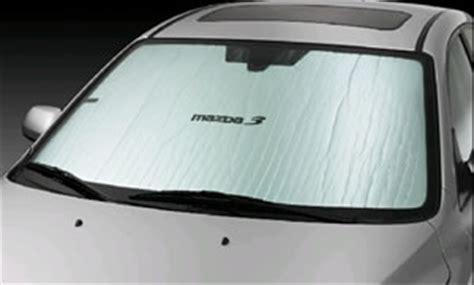 mazda 3 sunshade mazda 3 windshield sunscreen