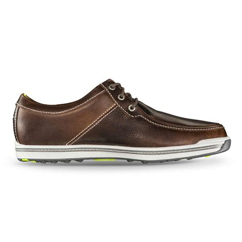 new footjoy contour casual spikeless golf shoes