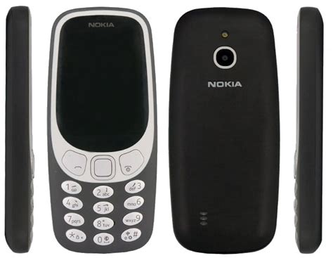 Nokia 3310 Gets nokia 3310 4g phone gets certified in china update specifications detailed
