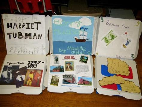 Book Report Project by Pizza Box Book Report Projects Students Design Book Covers On The Outside Of Their Pizza