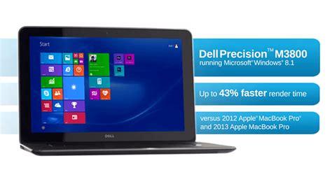 Laptop Dell Yang Tipis spesifikasi laptop dell m3800 dengan desain tipis dan