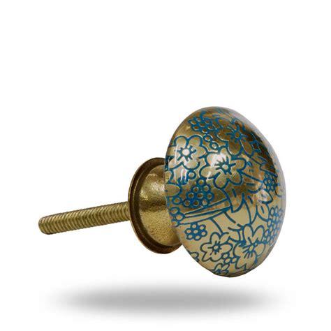Metal Knob by Metal Knob Delicate Vine Etch Style By Trinca Ferro