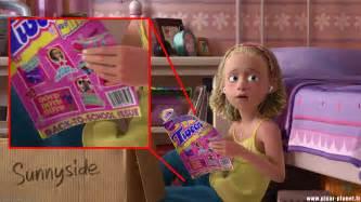 Disney Pixar Cars Bedroom Set easter eggs from toy story 3 pixar planet fr