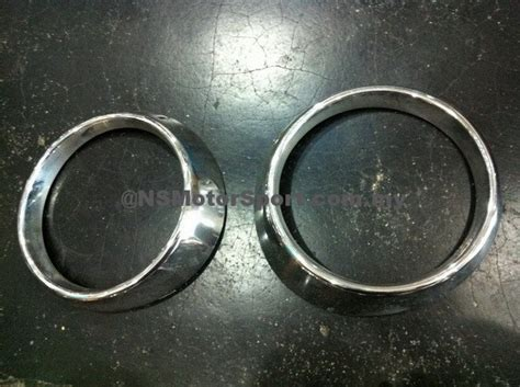 Ring Bumper Luxury Chrome Daihatsu Sigra l700 gino l ring chrome p1347600 ns motorsport