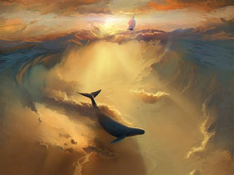 imagenes extraordinarias en el cielo 2560x1440 ocean ship whale sun light youtube channel cover