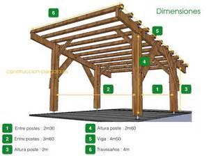 Programa Para Disenar Casas dise 241 o de p 233 rgolas planos y consejos para dise 241 ar su