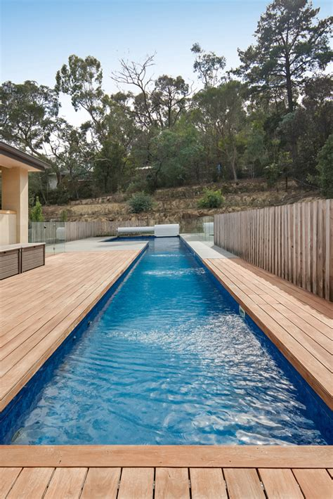 lap pool cost donvale pool project albatross swimming pools