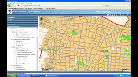 data view vs layout view arcgis alastiak web gis application for urban data management