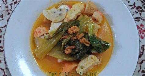 Seafood Beku Cumi Kecil 542 resep bumbu tom yam enak dan sederhana cookpad