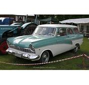 Ford D 1959 P2 Taunus 17m Kombi  The History Of Cars