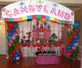 candyland birthday decoration ideas unforgettable creations designed by candyland