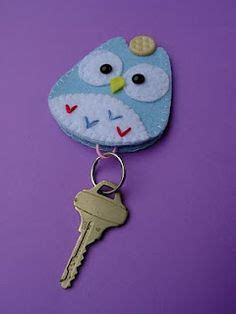 An Owl Papercraft At Bandung - 1000 images about key holder on felt owls