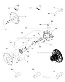 delta faucet 1343 parts list and diagram