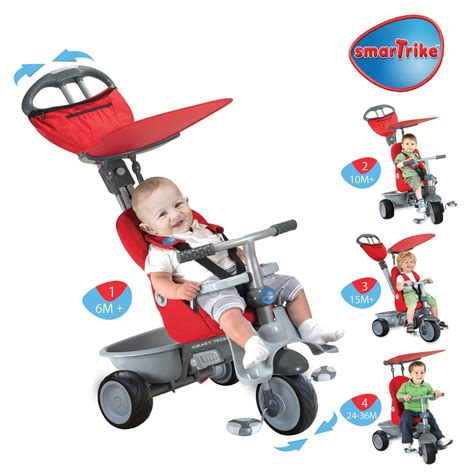 smart trike recline new smart trike recliner 4 in 1 baby bike child stroller