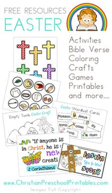 free printable postcards for sunday school free easter printables educational on pinterest jelly
