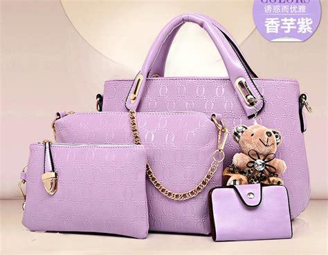 Tas Impor Butterfly Set 2 In 1 Beige Series Jj 1637 markas sepatu import promo tas wanita 4 in 1