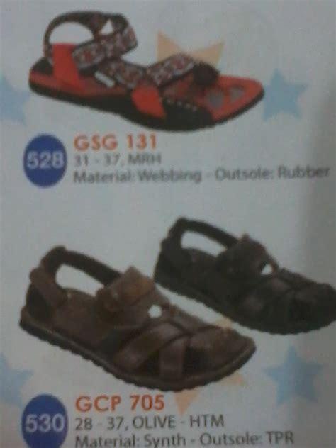 Sandal Anak Laki Laki Sendal Warna Hitam Merah Chm 037 butik sepatu keren sepatu dan sandal anak laki laki