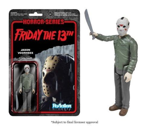 Funko Pop The Phantom The Ghost Who Walks funko horror classics jason voorhees reaction figure new