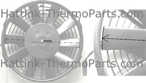 12 volt fans for cing spal fans 12 volt dc hattink heesch thermo king parts